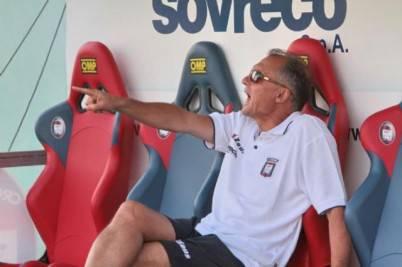 Leonardo Menichini, ex allenatore del Crotone