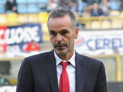 Il tecnico del Bologna Stefano Pioli