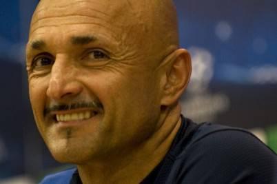 Il tecnico dello Zenit Luciano Spalletti