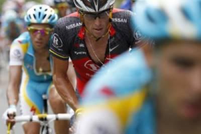 Armstrong e Contador
