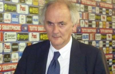 Il ds del Livorno Stefano Capozucca