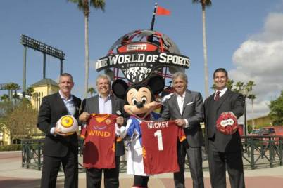 La As Roma ha firmato un accordo con la Disney