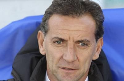 L'ex difensore giallorosso Amedeo Mangone