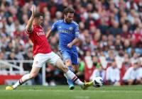 Juan Mata contro l'Arsenal