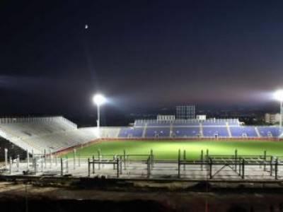 Lo stadio Is Arenas di Quartu