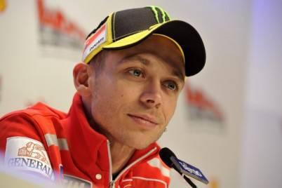 Rossi domina sul web