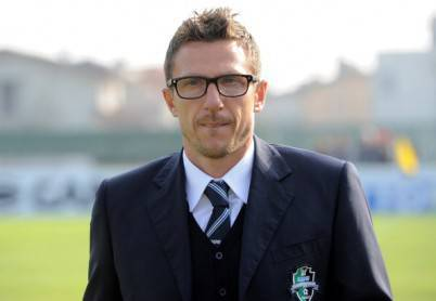 Il tecnico del Sassuolo Eusebio Di Francesco (Getty Images)