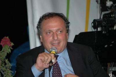 Il presidente del Roma Club Montecitorio Paolo Cento