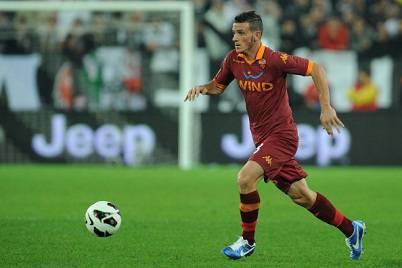 Il centrocampista giallorosso Alessandro Florenzi (Getty Images)