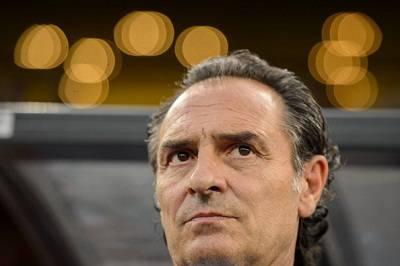 Il ct della nazionale italiana Cesare Prandelli (Getty Images)