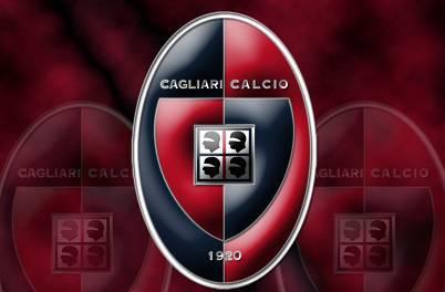 Il Logo del Cagliari Calcio
