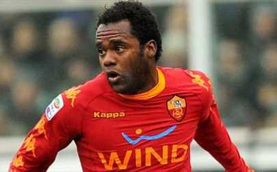 L'ex centrocampista della Roma Fabio Simplicio