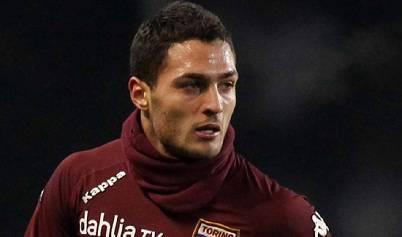 Il giovane centrocampista del Torino Danilo D'Ambrosio