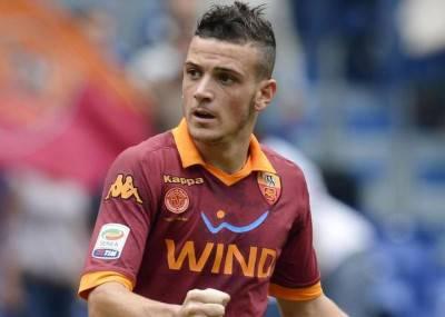 Il centrocampista Alessandro Florenzi