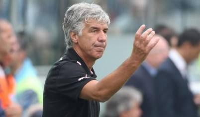 Il tecnico rosanero Gasperini