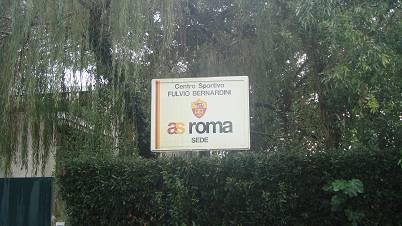 Il centro sportivo ''Fulvio Bernardini''