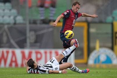 Il difensore del Genoa Andreas Granqvist (Getty Images)