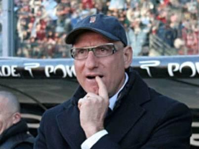 L'ex attaccante della Roma Francesco Graziani