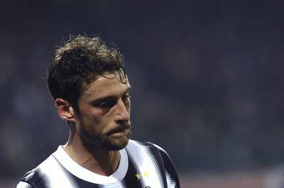 Il centrocampista juventino Claudio Marchisio (Getty Images)