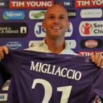 Migliaccio 150x150 Roma Fiorentina, Migliaccio: A Roma per fare la partita