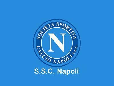 Il logo del Napoli