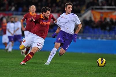 Uno scorcio di Roma Fiorentina