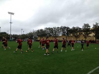 Roma in campo ad Orlando