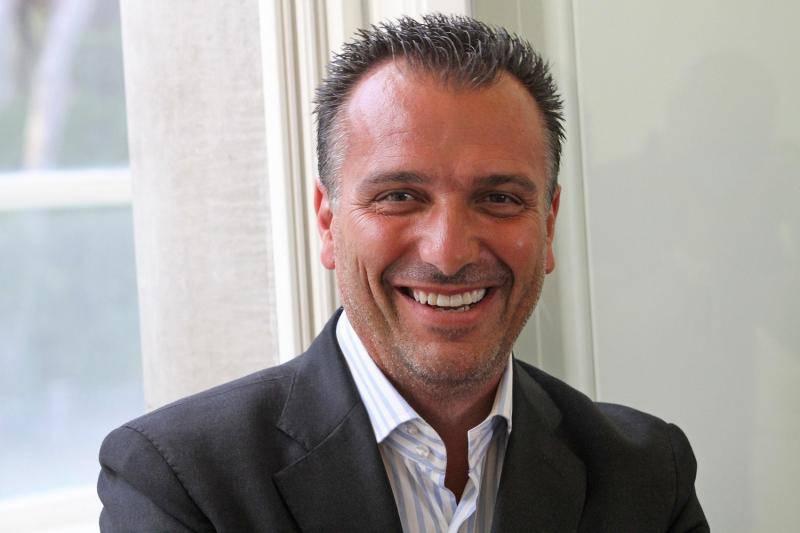 L'agente Fifa Danilo Caravello