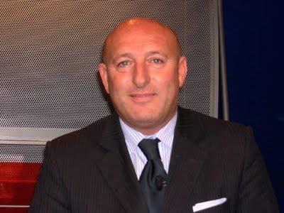 L'ex dg della Roma Fabrizio Lucchesi