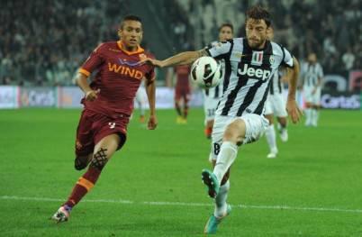 Marquinhos e Marchisio
