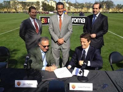 L'accordo per lo stadio di proprietà