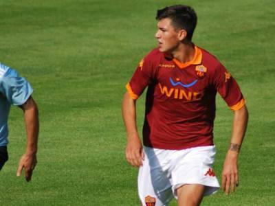 Il giovane difensore Alessio Romagnoli