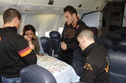 Totti e compagni in volo per Orlando