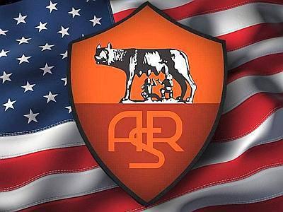 Roma in partenza per gli Usa