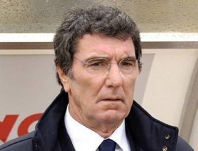 L'ex ct della Nazionale Italiana Dino Zoff