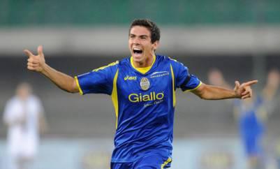 L'attaccante brasiliano Diego Farias