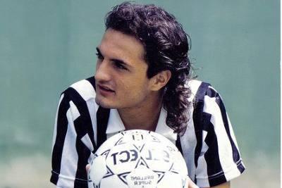 L'ex giocatore juventino Andrea Fortunato morto nel 1995