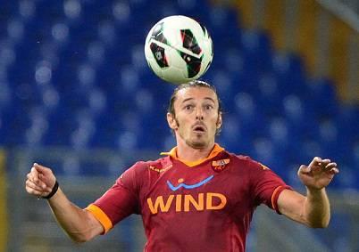 Il difensore della Roma Federico Balzaretti (Getty Images)