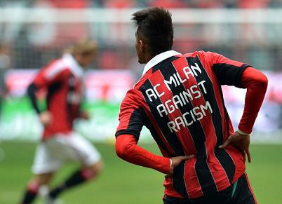 Il centrocampista del Milan Kevin Prince Boateng (Getty Images)