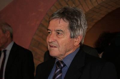 L'ex calciatore Picchio De Sisti