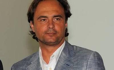L'ex centrocampista Giuseppe Giannini