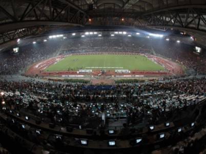 Stadio Olimpico gremito