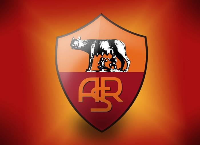 Il logo della Roma