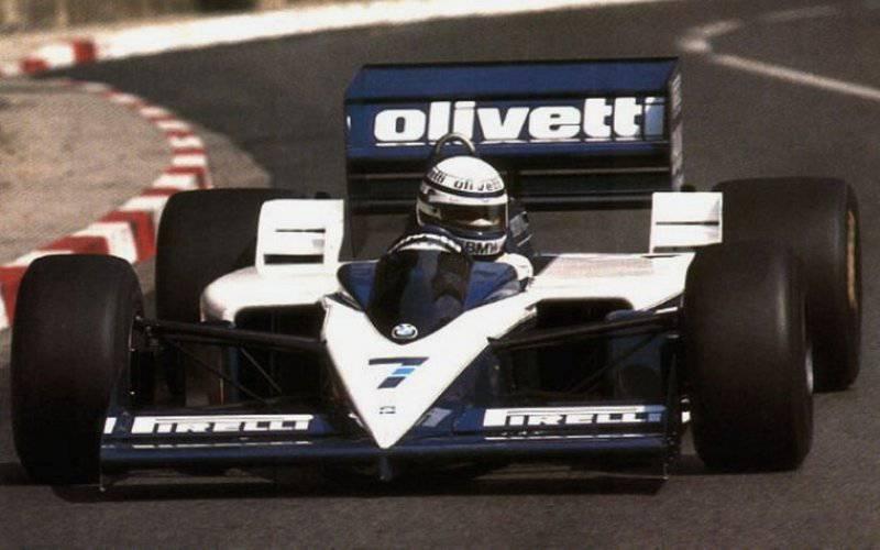 La cara vecchia Brabham