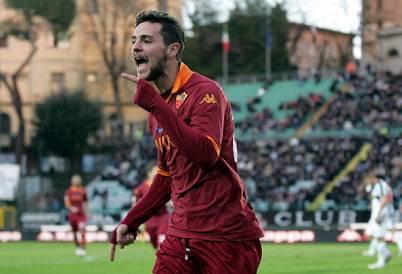 L'attaccante della Roma Mattia Destro (Getty Images)