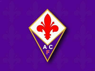 Il logo della Fiorentina