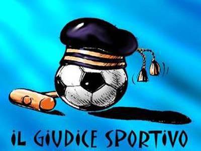 Le decisioni del Giudice Sportivo