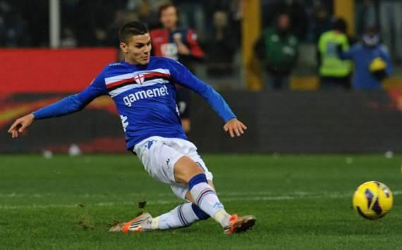Il talento della Sampdoria Mauro Icardi
