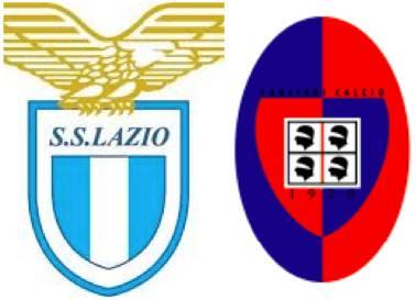 Lazio- Cagliari anticipo della 19esima giornata