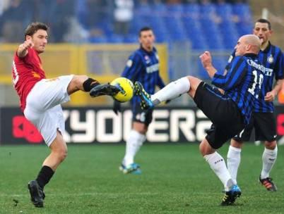 Roma-Inter finisce 1-1